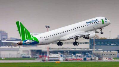 Vé máy bay Bamboo Airways đi Côn Đảo
