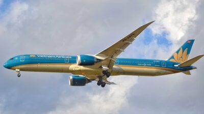 Vé máy bay Vietnam Airlines đi Nhật