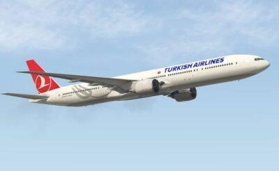 Vé máy bay Turkish Airlines