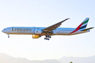 Vé máy bay Emirates đi Mỹ